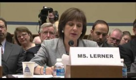 IRS Official Pleads 5th Amendment