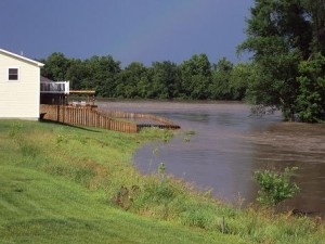 Wildcat Creek Flooding