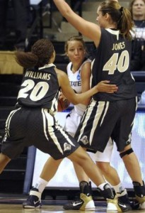 K-State Women vs Purdue