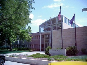 City Hall summer 2002