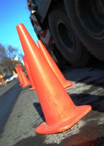 Stock Road Cones