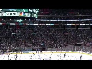 L.A. Kings win first Stanley Cup
