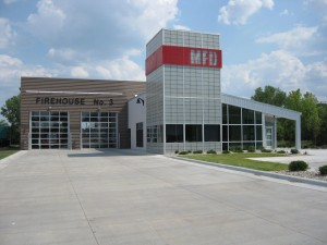 MFD fire station 3