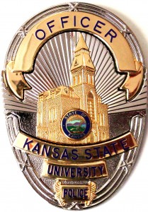 KSU1 Badge