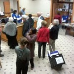 Riley County voting canvassers 2012