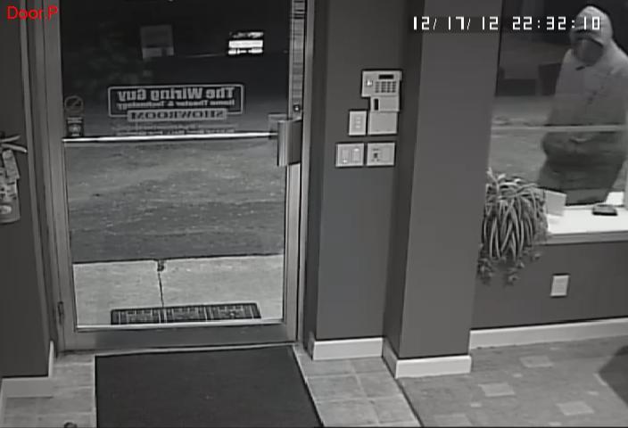 Suspect 1