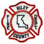 Riley County Fire patch