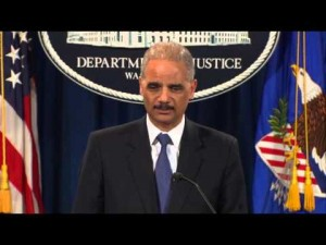 Holder: 'Very Serious Leak' in AP Records Case