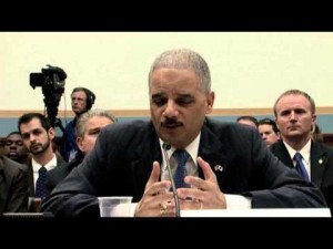 Holder Vows Justice in IRS Snooping Case