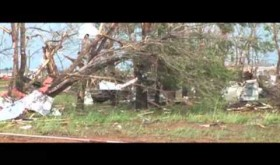 Widespread Destruction in Moore, Okla.