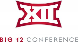 The Big 12 revealed their new logo at Big 12 Media Days in Dallas, which will be debut in the 2014-15 school year.