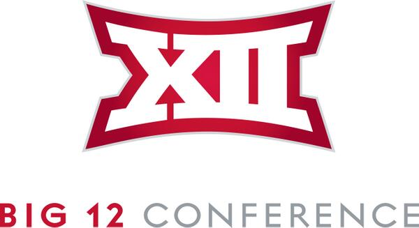 The Big 12 revealed their new logo at the league's football media days, which will be debut in the 2014-15 school year.
