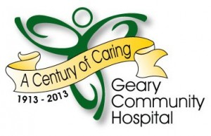 Geary hospital-logo-centennial-color