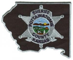 Pott Co Sheriff Patch