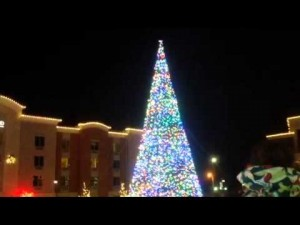 The Whos Come to the Little Apple:  Blue Earth Plaza's Festival of Lights