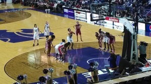 KSU Women vs. OU