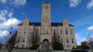 Geary County Courthouse, Junction City