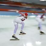 APTOPIX Sochi Olympics Speedskating