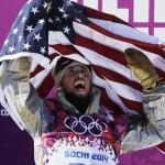 APTOPIX Sochi Olympics Snowboard Men