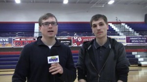 MHS Splits At Home Against Hayden (Video)