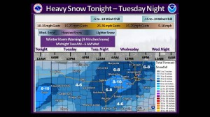 Winter Storm To Affect Northeast Kansas