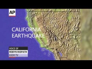 6.9 Earthquake Shakes Far-Northern California