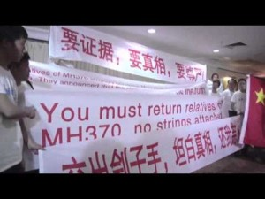Families Seek Answers in MH370 Disappearance