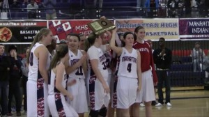 MHS Girls Advance to State Tournament
