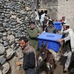 APTOPIX Afghanistan Elections