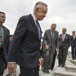 Harry Reid, Charles Schumer, Bill Nelson, Tom Carper