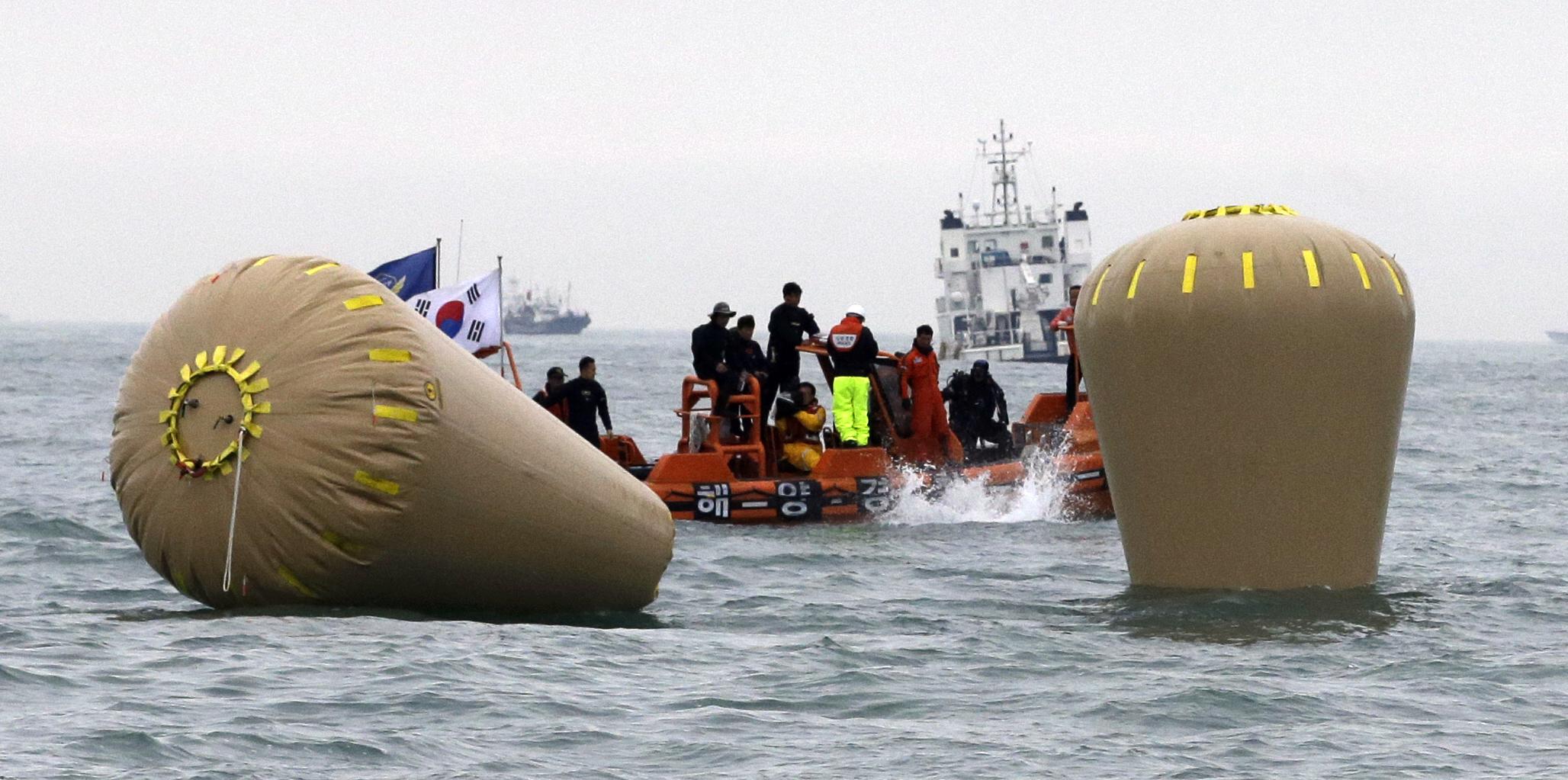 - South-Korea-Sunken-Ferry