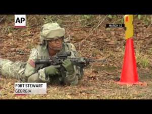 First Women Move to Army Platoon Artillery Jobs