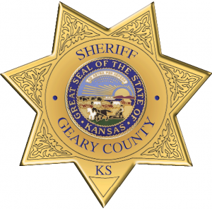geary county sheriff badge