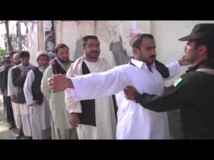 Millions Vote in Afghan Presidential Elections