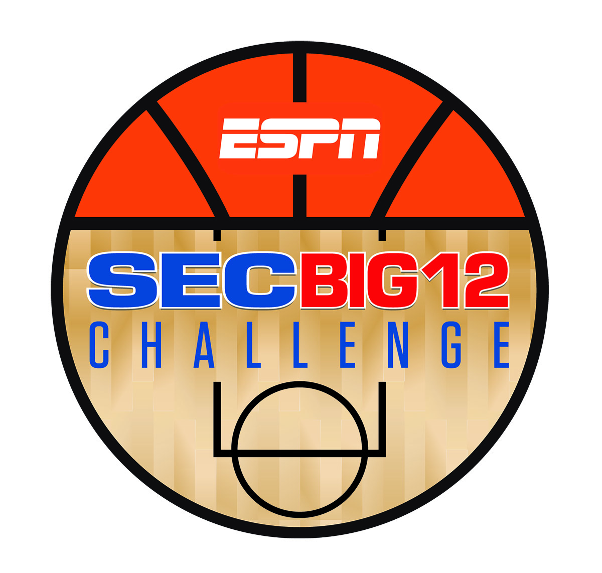 BIG 12 SEC Challenge Color Positive