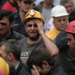 APTOPIX Turkey Mining Accident