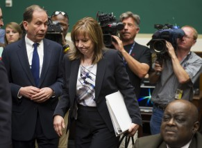 Mary Barra, Anton Valukas