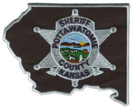 Pott Co Sheriff Patch