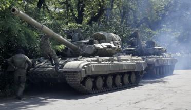 APTOPIX Ukraine