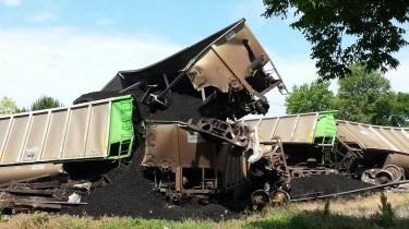 Train Derailment Pic