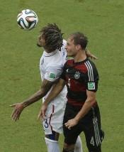 APTOPIX Brazil Soccer WCup US Germany