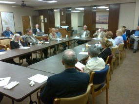 commission-legislative breakfast