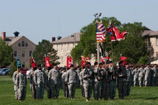 Photo Courtesy of 1st Infantry Division and Fort Riley