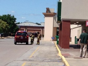 gas leak at hobby lobby 1
