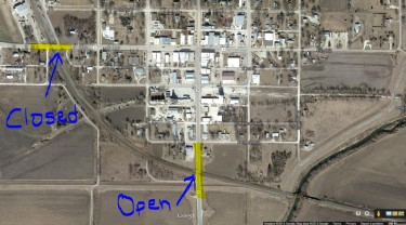 Map Courtesy of KDOT