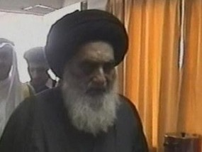 Top Shiite Cleric Calls for New Iraq Government