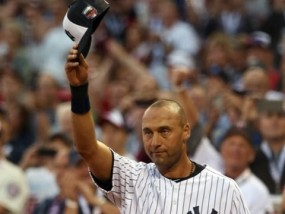 Jeter, Trout Lead AL to All-Star Game Win
