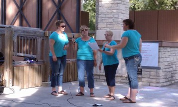 Mystical--Sweet Adelines quartet