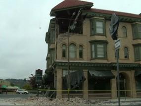 6.0 Earthquake Shakes Napa Valley