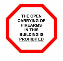 open carry sign
